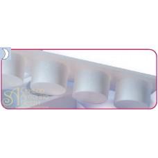 Пластиковый выдавливатель - Полумесяц (EM 15)
