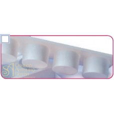 Пластиковый выдавливатель - Квадрат (EM 5)