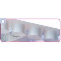 Пластиковый выдавливатель - Капля (EM 8)