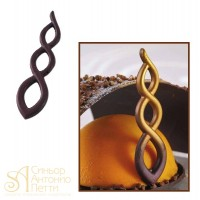Форма для изготовления шоколадных фигурок (20-D006)