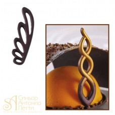 Форма для изготовления шоколадных фигурок (20-D008)