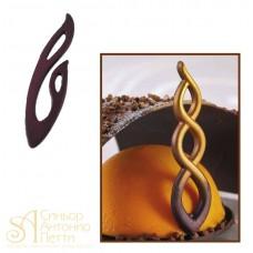 Форма для изготовления шоколадных фигурок (20-D009)