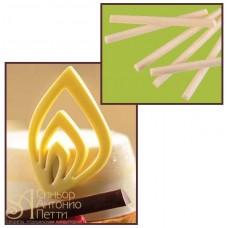 Форма для изготовления шоколадных фигурок (20-D016)