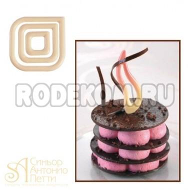Форма для изготовления шоколадных фигурок (20-D020)