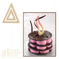 Форма для изготовления шоколадных фигурок (20-D022)