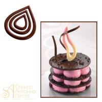 Форма для изготовления шоколадных фигурок (20-D023)