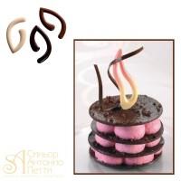 Форма для изготовления шоколадных фигурок (20-D024)