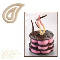 Форма для изготовления шоколадных фигурок (20-D025)