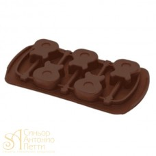 Силиконовая форма для конфет - Гитара (HF 05609)