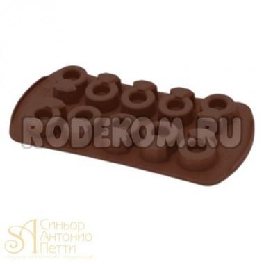Силиконовая форма для конфет - Кольцо (HF 05619)