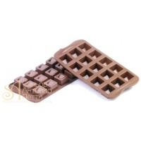 Силиконовая форма для конфет - Куб (SCG 02)