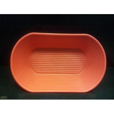 Форма для хлеба - Овальная, 29*17,5см. (BASKET 102)