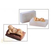 Силиконовая форма для шоколада и мастики - Младенец (30SM011)