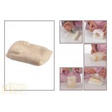 Силиконовая форма для шоколада и мастики - Подушка (30SM012)