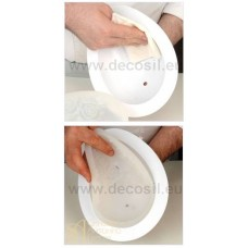 Пластиковая форма Decosil - Яйцо (DS 12500)