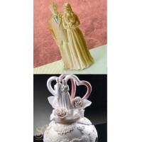 Форма Decosil - Свадебная Пара (DS 3002)