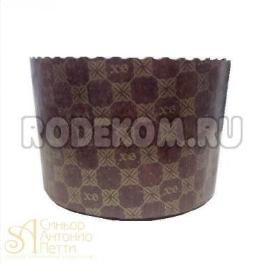 Бумажная куличная форма - Новый стандарт, 134/95мм. 500гр. 5шт. (P 134/95 N/5p)