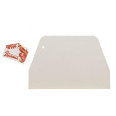 Пластмассовый скребок -  Трапеция, 195*125мм. (1427354)